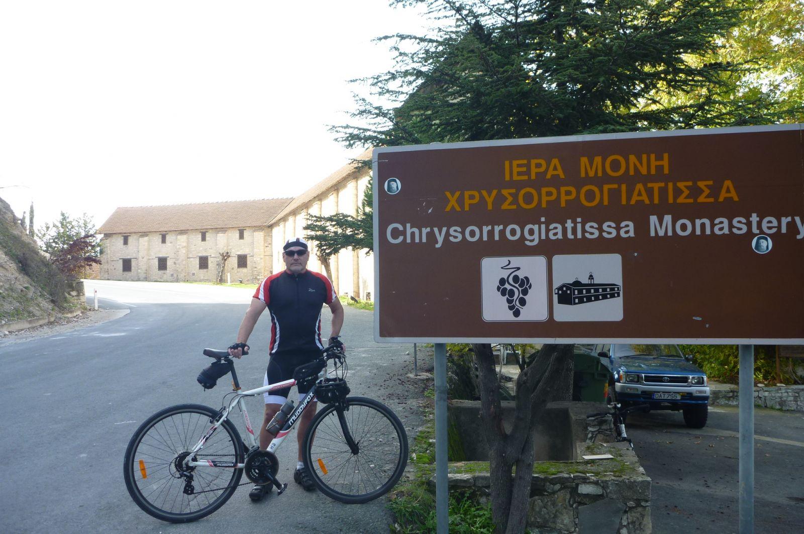 Chryssorrogiatissa, Big 945, Cypr